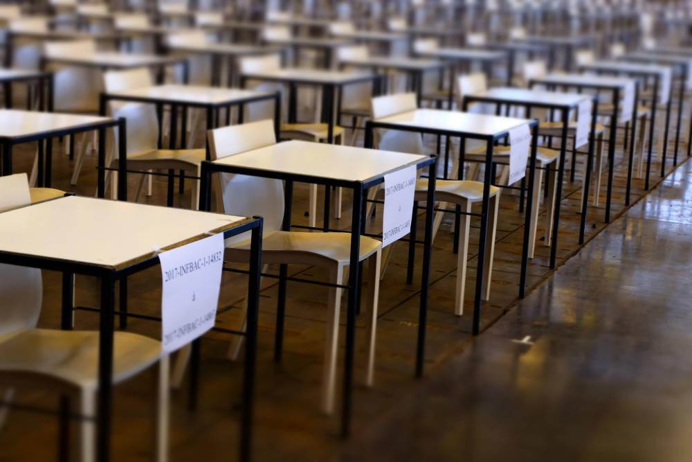 Organisation des examens et concours salles, parc expositions