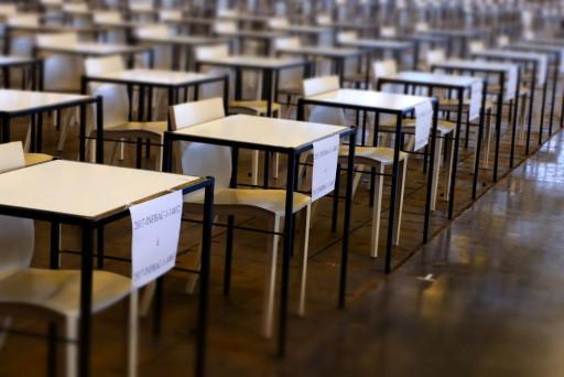 Organisation des concours : gestion des tables et chaises