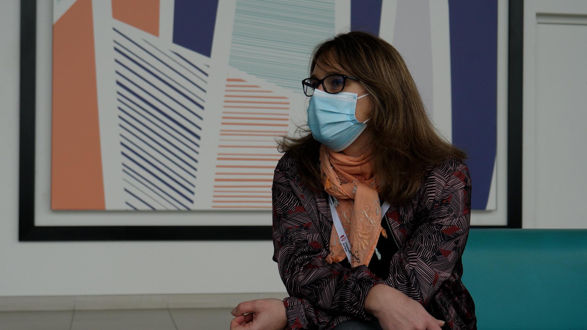 Entretien avec Florie Weber de l'Université de Paris